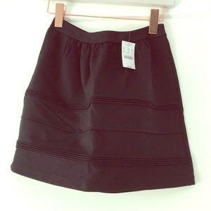 Jcrew factory black skirt
